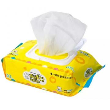 OEM Wet Wipes Alcohol Based Disinfectant Wipes for Home Daily Sanitizing