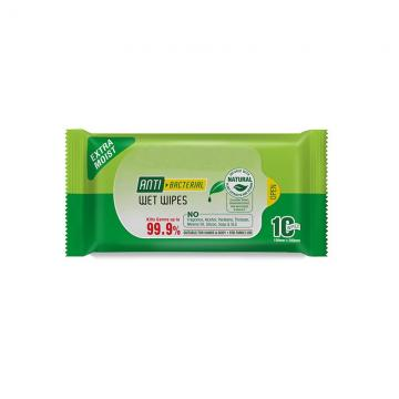 Antibacterial Antiseptic Wipe 75% Alcohol Sanitizing Cleaning Disinfectant Wipes Useful for Killing 99.99% Virus