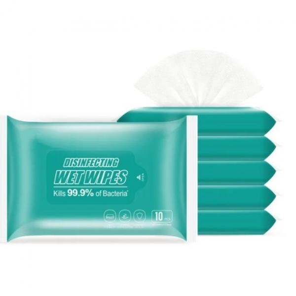 Chinese Suppliers Antiseptic Disinfectant Wipes Wet Wipes