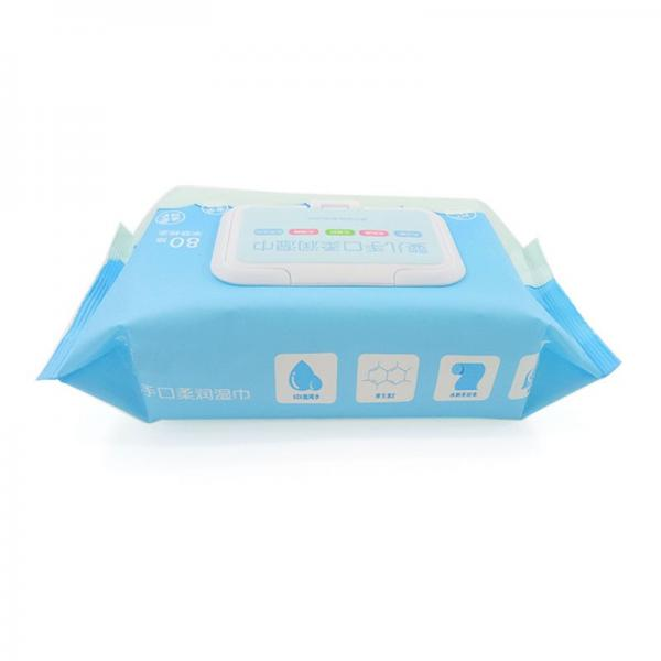 Alcohol Based Adult Portable Surface Cleaning Wipes