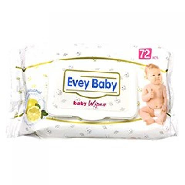 Baby disinfectant antibacterial cleaning hand sanitizing 80pcs baby tender wet wipes