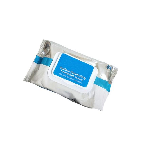 Alcohol Free Hands Sanitizing Wipes Disinfectant Cleaning Antibacterial Hand Wipes