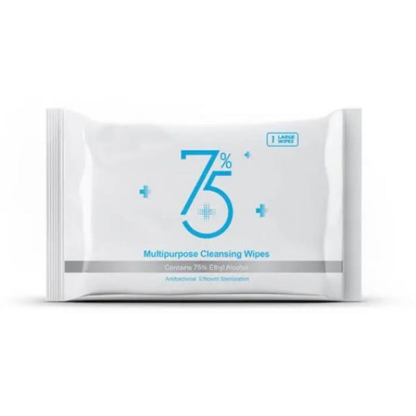 New arrival disposable cleansing antiseptic sterile alcohol pad