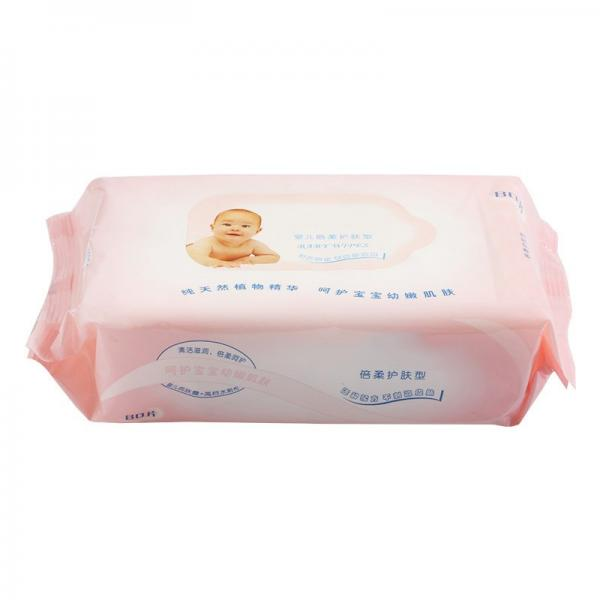 HUAYU oem antibacterial wet wipe adult disinfection wipes Custom packaging with alcohol and without alcohol wet wipes