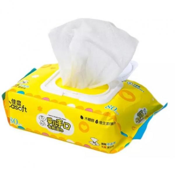 China Household Wet Wipes 75%-Alcohol Wet Wipes Manufacturer