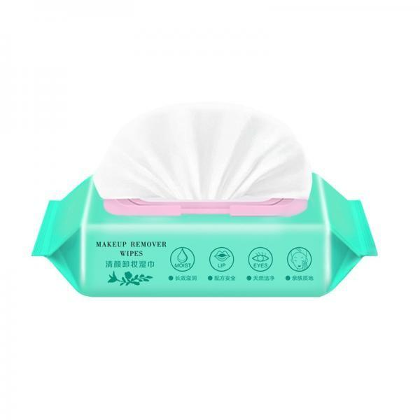 non woven fabric individual 75% alcohol wet wipes disinfectant single wet wipes manufacturer