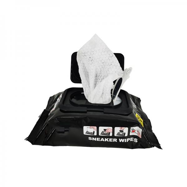 Individual wrapped alcohol free Non woven Cleaning Wipe hand Tissue Wipes
